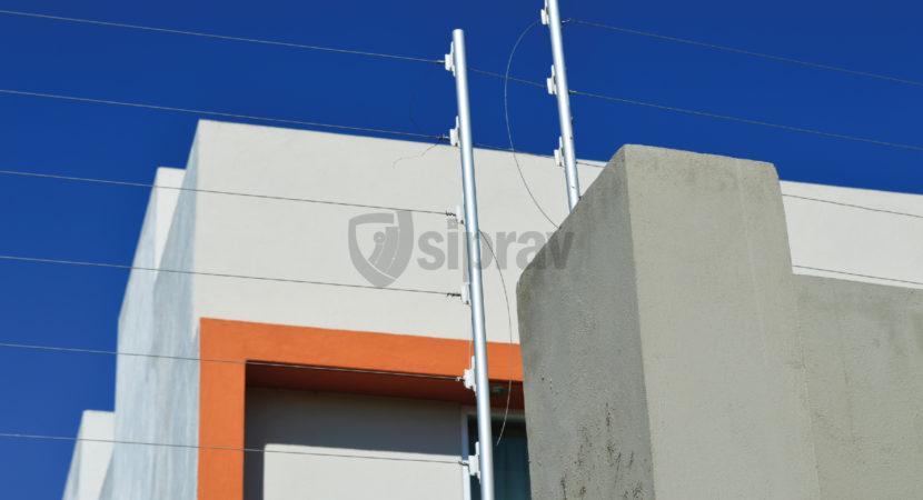 Malla Electrificada Cercos Eléctricos
