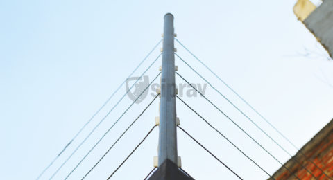 Cercas Eléctricas Electric Fence instalado en Jalisco