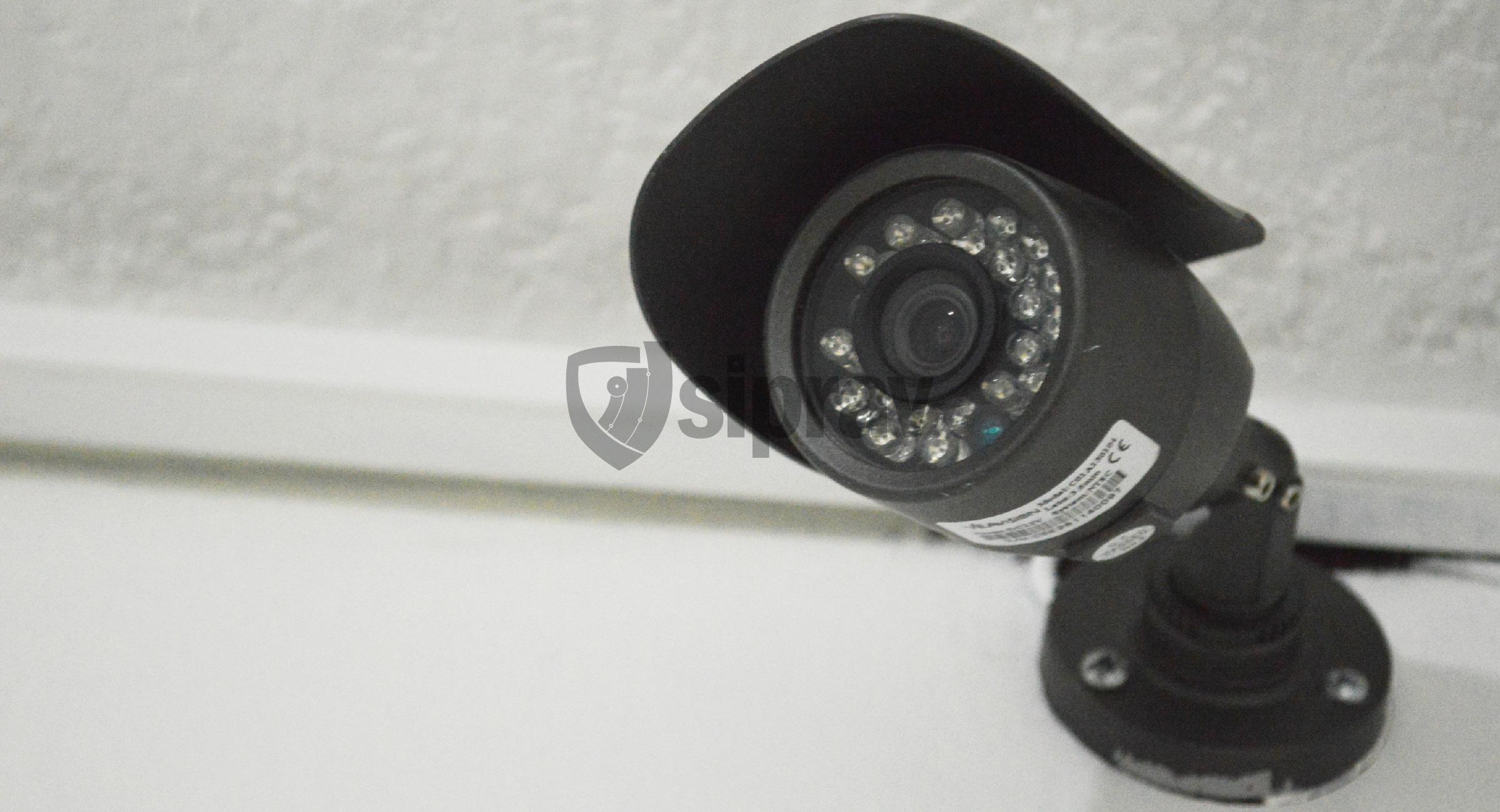CCTV Cámara de Seguridad Tipo Bala en Guadalajara