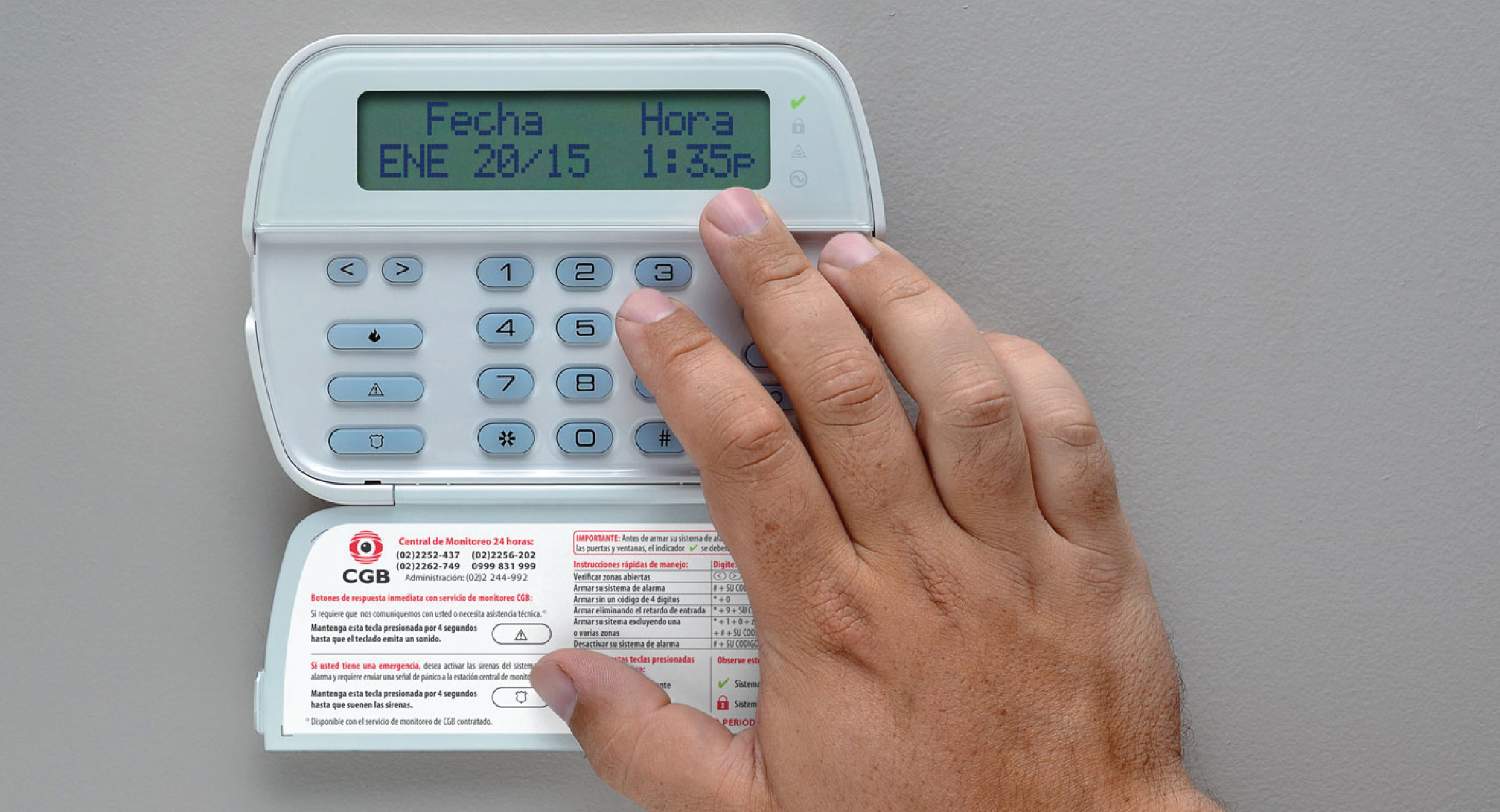 Alarma Residencial Alarmas Residenciales y Comerciales en Guadalajara
