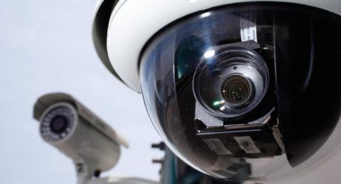 CCTV en Guadalajara Instalación de Cámara de Seguridad tipo Domo en Guadalajara