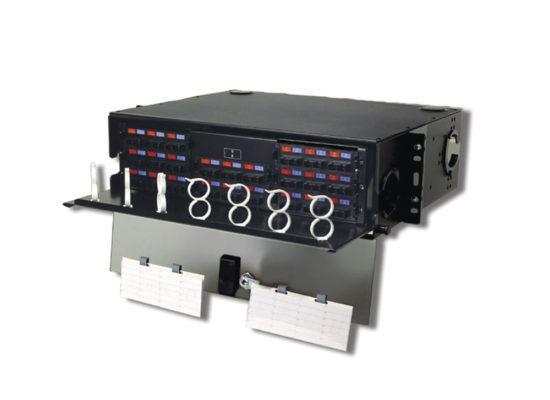 Caja de interconexión de Fibra Óptica Cableado Estructurado