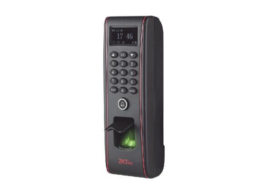 Terminal biométrica exterior / 3,000 huellas / 10,000 tarjetas / TCP/IP / Wiegand 26bit / 30,000 eventos